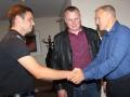 pienas   jaunieji ūkininkai ir komisaras V.Andriukaitis