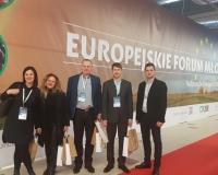 Jaunieji ūkininkai konferencijoje Varšuvoje 2016 - 11